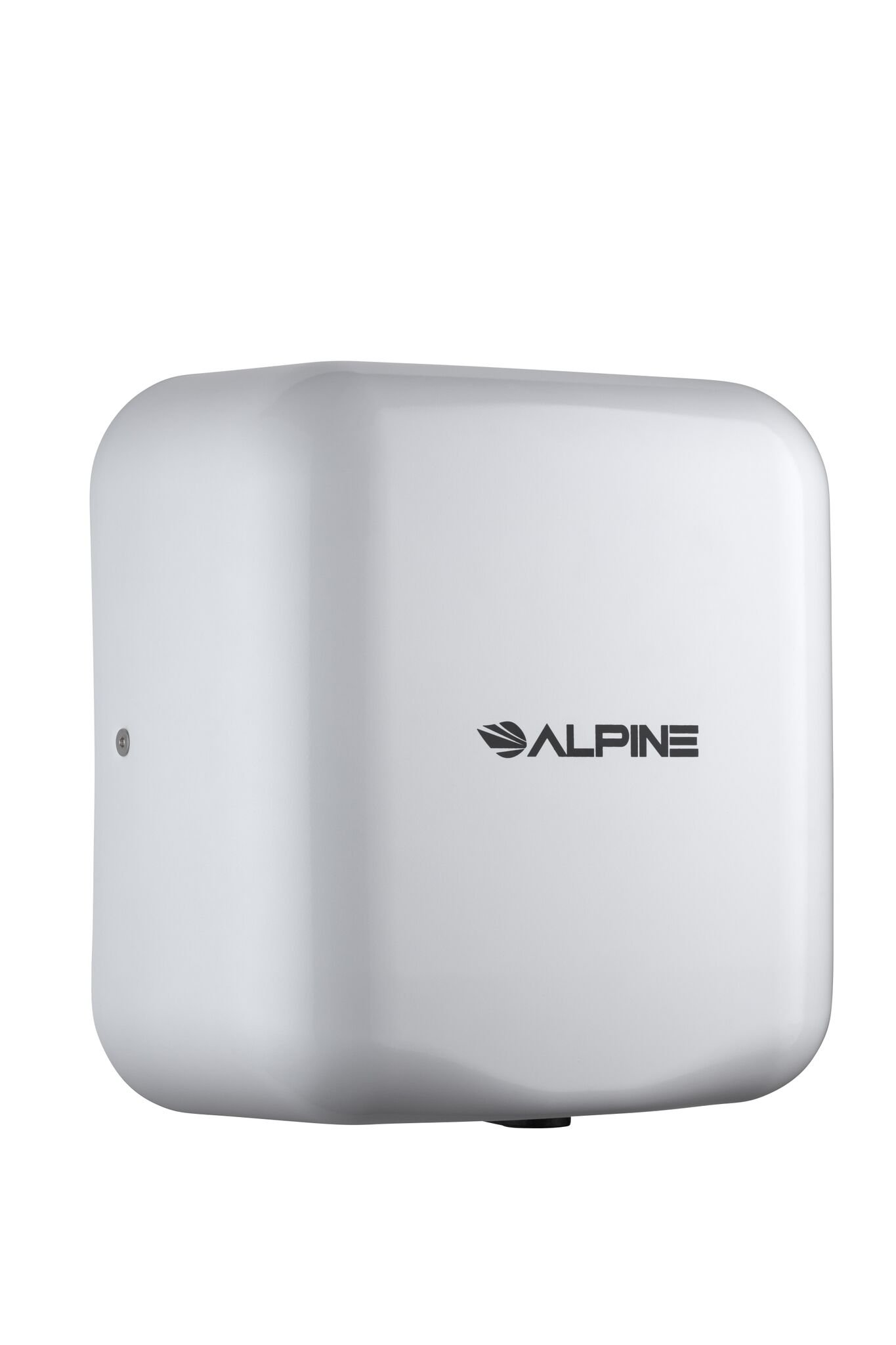 Alpine Hemlock Automatic Hand Dryer - Heavy Duty Stainless Steel - Commercial High Speed Hot Air Hand Blower | 1800Watts | 110-120Volts | Quick & Easy Installation