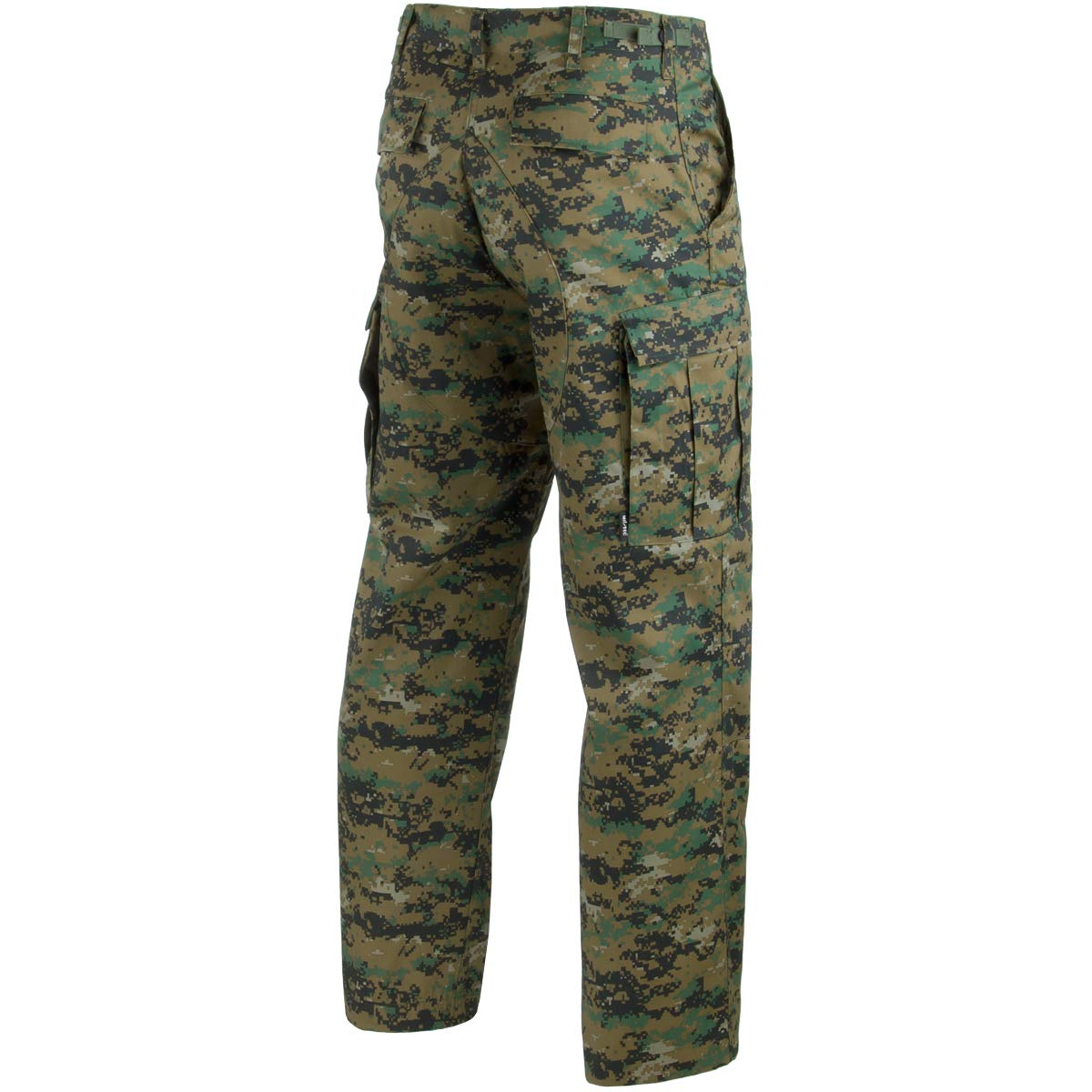 Mil-Tec BDU Combate Pantalones Digital Woodland
