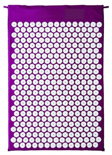 HemingWeigh Acupressure Mat, Purple