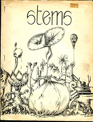 Stems- Summer 1967-Mutant Press-sci-fi-fantasy-Chuck Jones-Comic art-VG