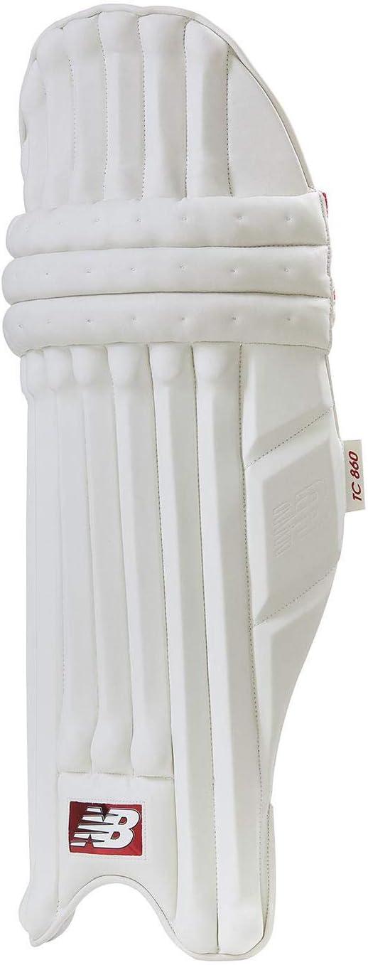 Amazon.com : New Balance TC 860 Mens Cricket Batting Pad : Sports ...