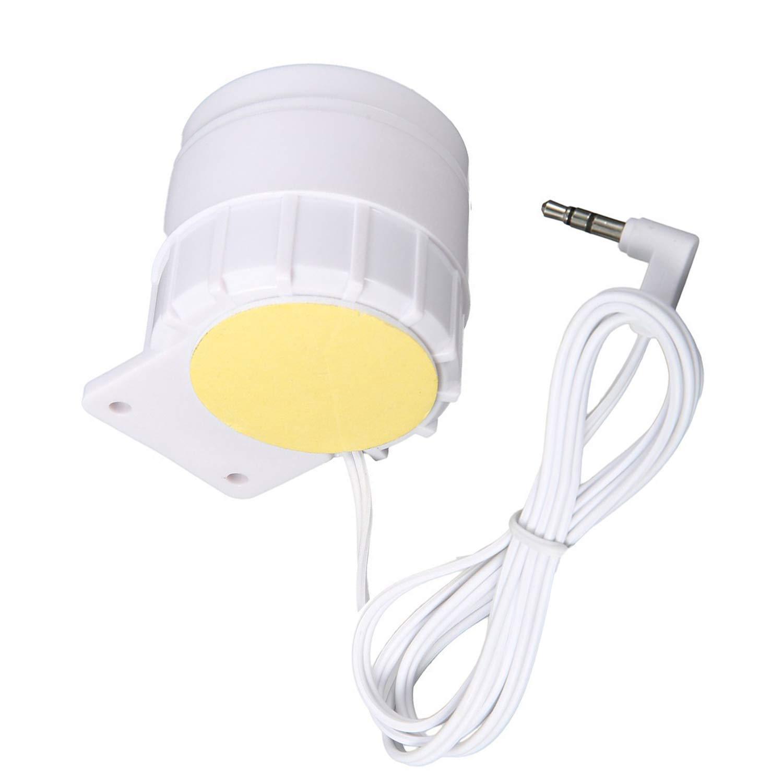 JC Wired Siren 110 dB Mini Horn Indoor