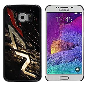 Stuss Case / Funda Carcasa protectora - N7 Mass Eff3Ct - Samsung Galaxy S6 EDGE