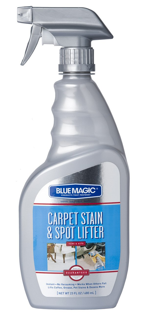 Blue Magic 905-06PK Carpet Stain and Spot Lifter - 23 fl. oz, (Pack of 6)