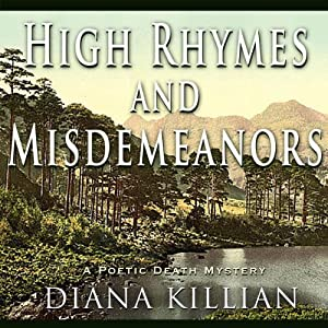 High Rhymes and Misdemeanors Hörbuch