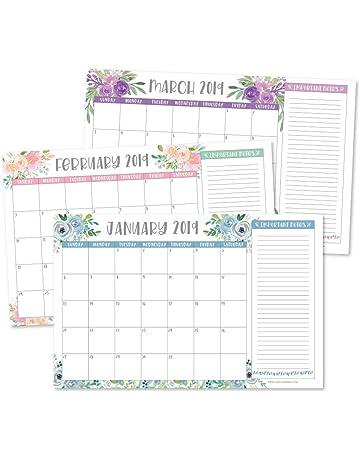 Desk Calendars Shop Amazoncom