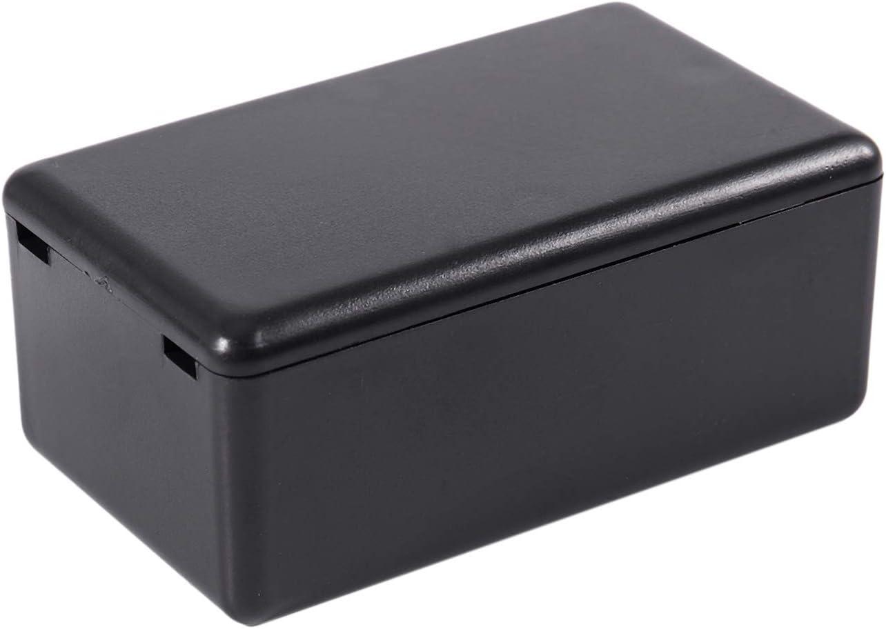 SovelyBoFan 5 Stueck Kunststoffelektroprojektfallanschlussdose 60 36 25mm