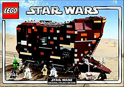 Amazon Instruction Manuals For Lego Star Wars Set 10144