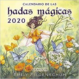 Calendario de Las Hadas Mágicas 2020: Amazon.es ...