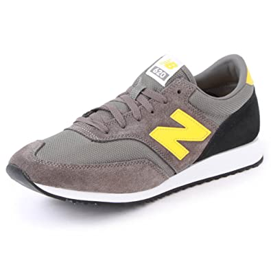 amazon new balance amarillas