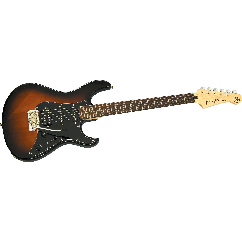 Yamaha Pacifica Series PAC012DLX Electric Guitar; Old Violin Sunburst