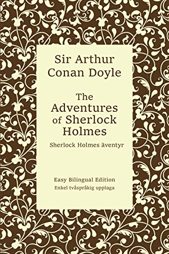 the adventures of sherlock holmes sherlock holmes aventyr english to swedish engelska till