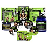 Body Beast Ultimate Kit w/ Beachbody Performance [Energize and Chocolate Recover]