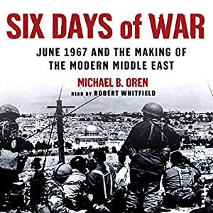 Six Days of War Hörbuch