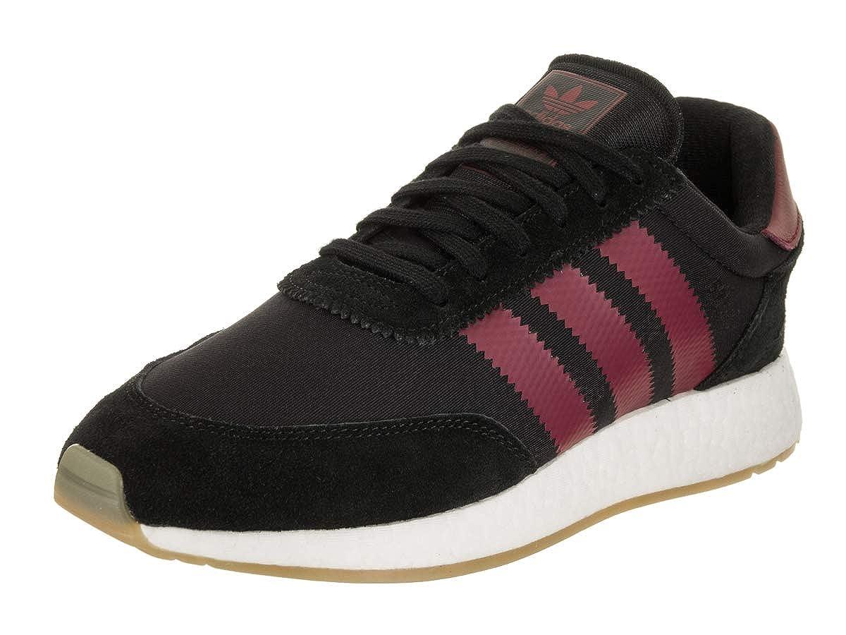 Black-Collegiate Burgundy-White adidas Originals I5923 shoes Men's Casual