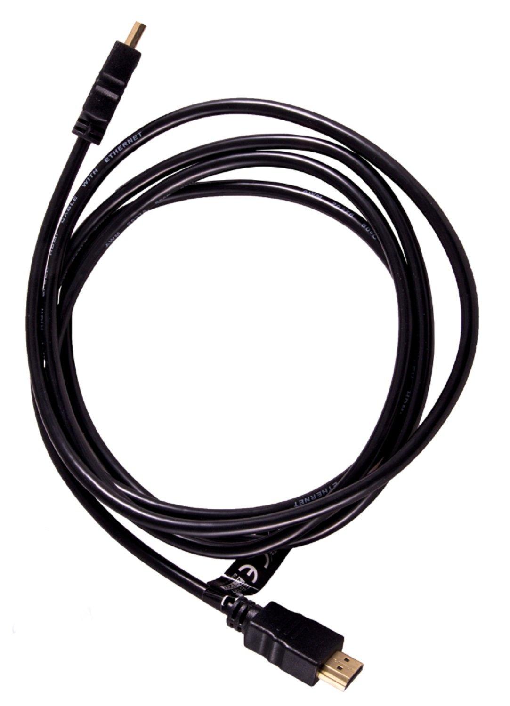 高速HDMI 1.4ケーブルはイーサネット、3D経由HDMI、DTS-HDマスターオーディオLLB(2M 78.74In)をサポート B07DLZVZLZ
