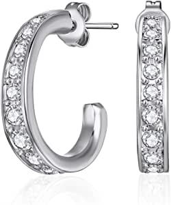 Mestige Matilda Earrings with Swarovski Crystals