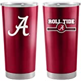 Logo 20 oz Overtime Insulated Stainless Steel Coffee and Travel Tumbler