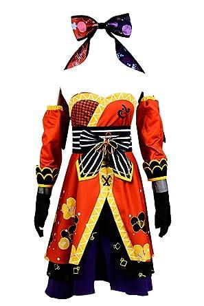 qiancos Lovelive. Honoka Kousaka Ninja cosplay disfraz ...