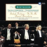 Beethoven - Triple Concerto ~ Choral Fantasy / Perlman, Yo-Yo Ma, Berliner Phil., Barenboim