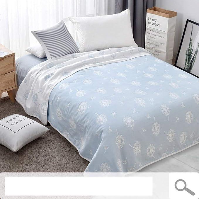 Amazon.com: Desti Flakes - Manta de tres capas, algodón con ...
