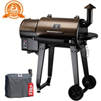 Z Grills ZPG-450A 2018 Upgrade Model, Wood Pellet Smoker