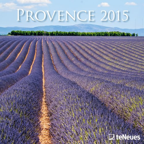 2015 Provence Mini Wall Calendar ()