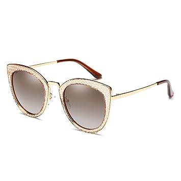 ZHIRONG Gafas de sol polarizadas para mujer de, 100% bloque UV +, viaje
