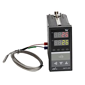XMTE-808G Multi-Purpose Input Intelligence Temperature PID Controller with K Sensor