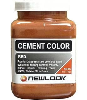 Amazon.com: CEMENT COLOR 0.5 lb. Tan Fade Resistant Cement Color ...