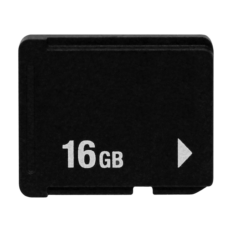 OSTENT 16GB Memory Card Stick Storage for Sony PS Vita PSV1000/2000 PCH-Z081/Z161/Z321/Z641