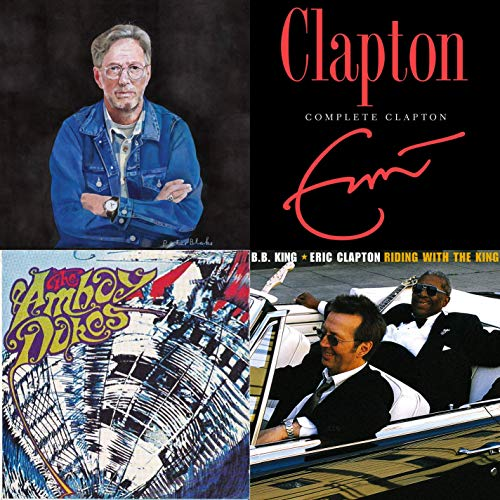 Eric Clapton and More (Paul Les Eric Clapton)