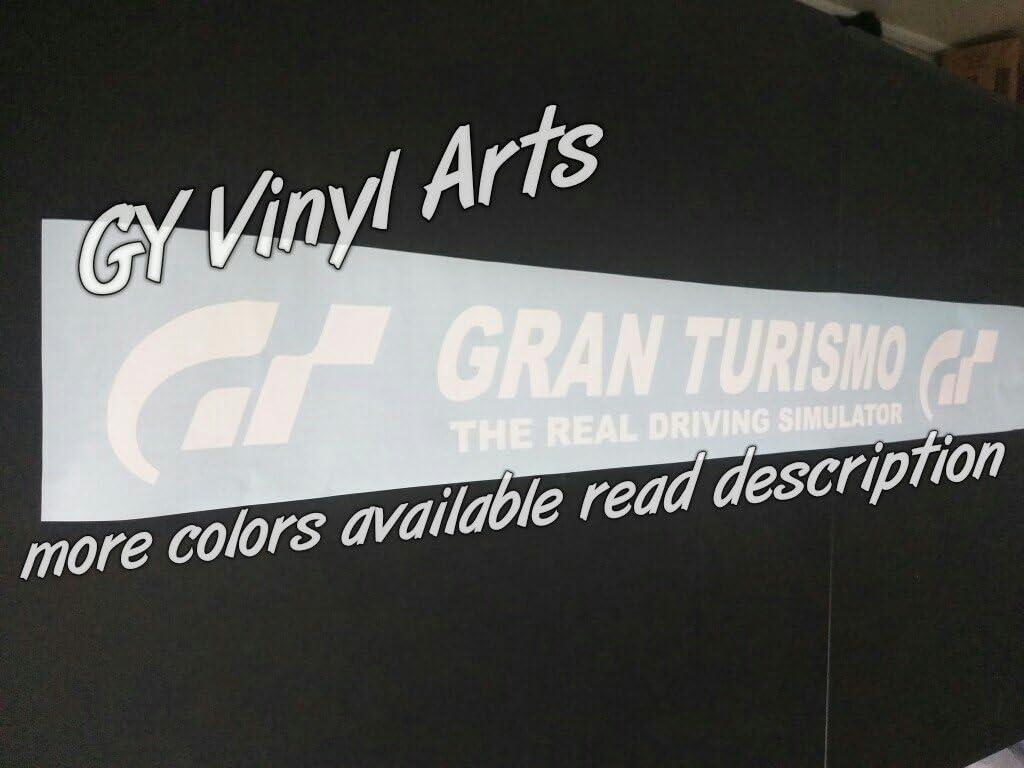 Supersticki Gran Turismo Windshield Aufkleber Decal Hintergrund Maße In Inch S Cars Stickers Banners Graphis Jdm Die Cut Auto