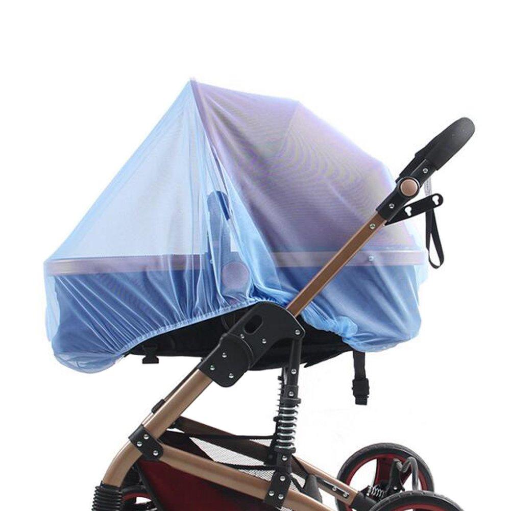 Suave Malla De Insectos mosquiteros para bebé de carritos y ...