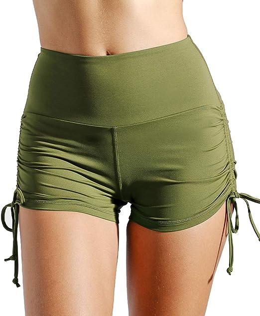 Amazon.com: DILANNI - Pantalones cortos de entrenamiento ...