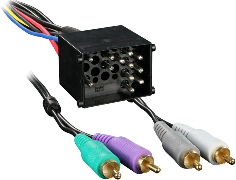 Amazon.com: Metra 70-8591 Radio Wiring Harness for BMW Amp Integration: Car  ElectronicsAmazon.com