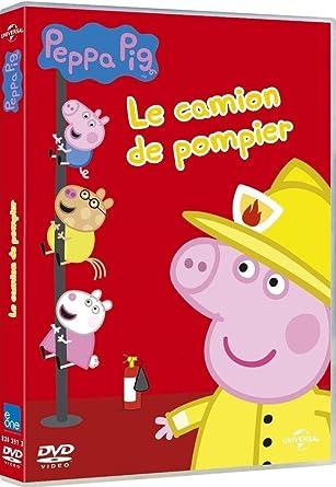 Peppa Pig Le Camion De Pompier Dvd Blu Ray Amazon Fr