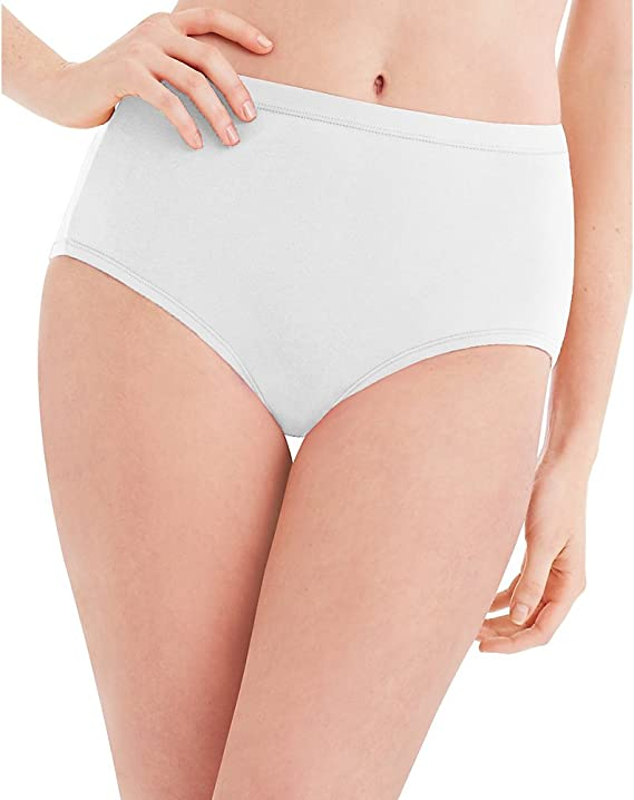Details about  /Hanes Women/'s Cool Comfort Cotton Brief Panties 6-Pack