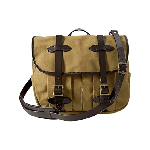 Filson Medium Field Bag Tan, One Size