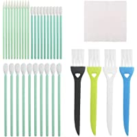 35 Pieces Phone Cleaning Kit,DanziX Cleaner USB Charging Port and Headphone Jack Brush Set Compatible with iPhone,Samsung,LG,Huawei,Cell Phone Lens,Motorola,MacBook and Other Android Devices