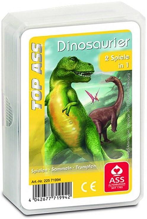 Quartett dinosaurios, 1quartett: Amazon.es: Juguetes y juegos