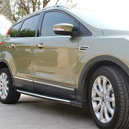 Moulding Side Protector Door Protection for Ford Kuga II SUV 5-doors 2013