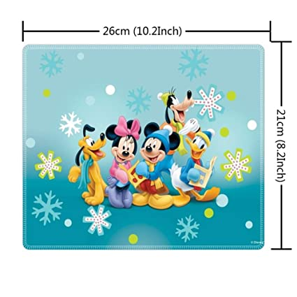 Amazoncom Disney Collection Mouse Pad Rectangle Stitched