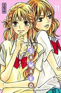 Sawako, tome 11  par Karuho Shiina