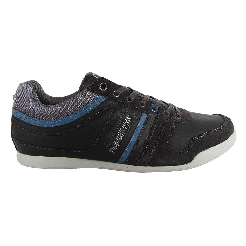 Kappa Sportschuhe für Herren 302ESK0 Doorway 906 DK Grey Smocked Schuhgröße 40