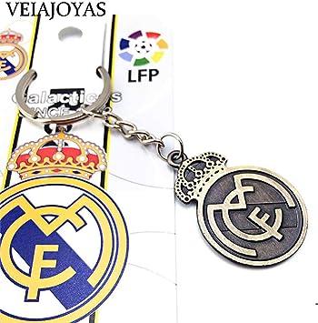 Mythingsnstuff Llavero del Real Madrid FC: Amazon.es: Coche y moto