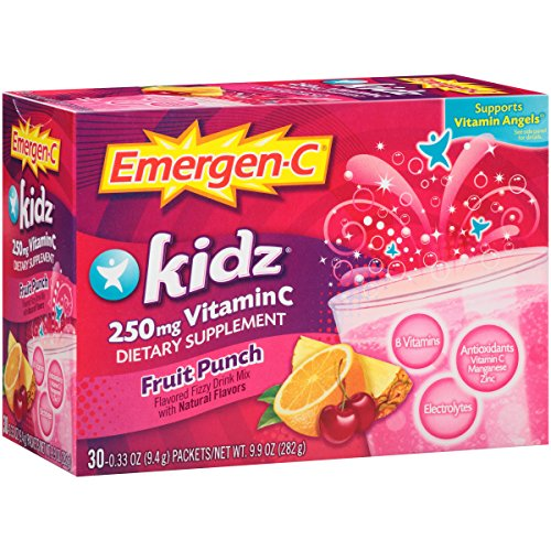 Emergen C Kidz Fruit Punch Count product image