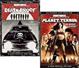 Grindhouse (Planet Terror / Death Proof ) - Extended & Unrated (2-Pack)
