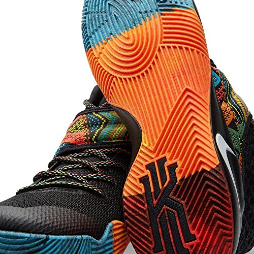 Nike Men's Kyrie 2 BHM Basketball Shoes Black (Negro) mmqAEIE2Oh
