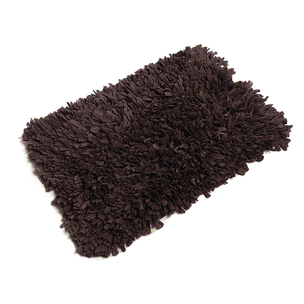 30 by 20 Inches FHE Group Tissue Rug Bath Mat Purple The FHE Group 270001-012
